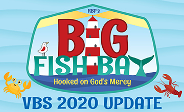 Big Fish Bay VBS 2020 Update | Charting A Course for VBS 2020