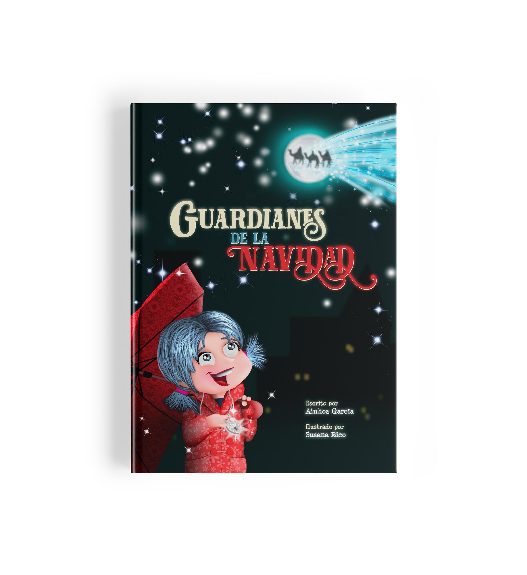 Libro Guardianes de la Navidad.
