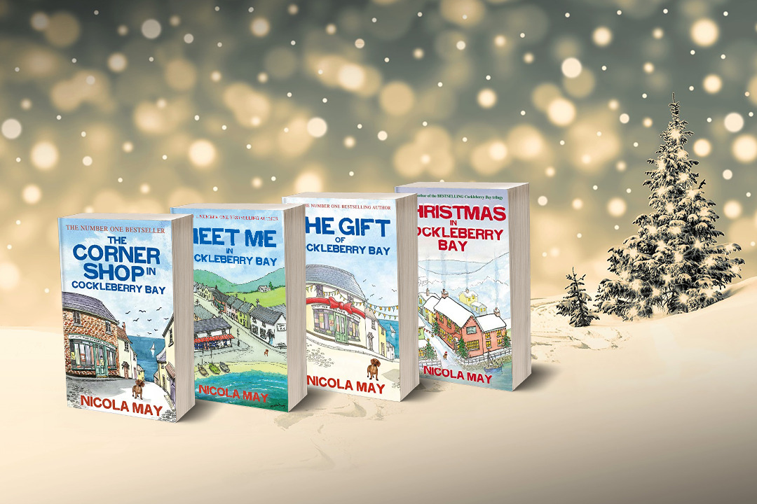 Publishing Talk Christmas Book Giveaway