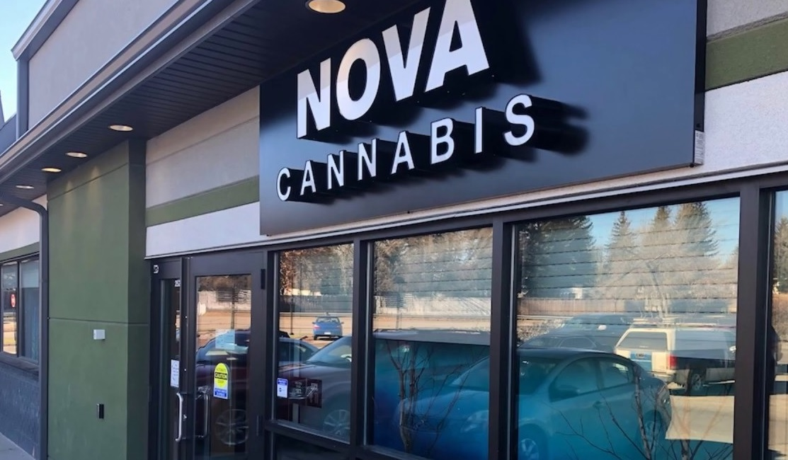 Alcanna spinoff to rebrand many Nova Cannabis stores as Value Buds. (Supplied)