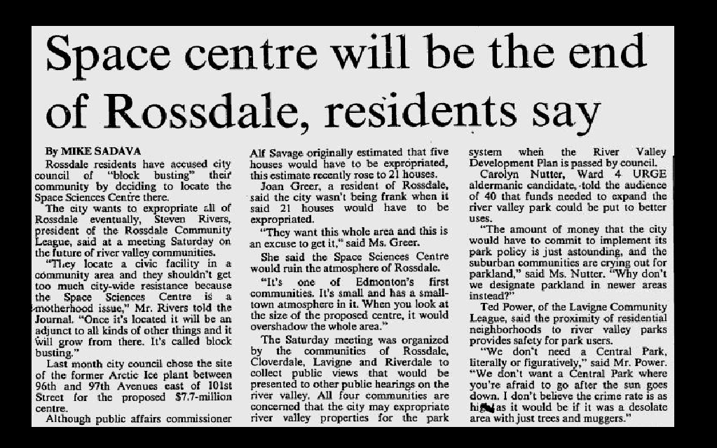 A clipping from Oct. 14, 1980.