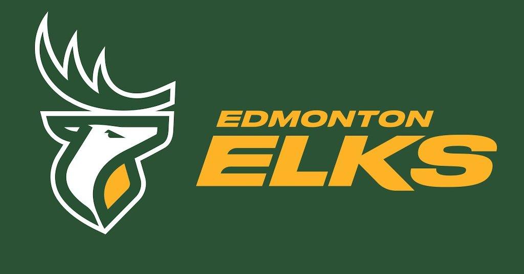 Edmonton Elks new logo.