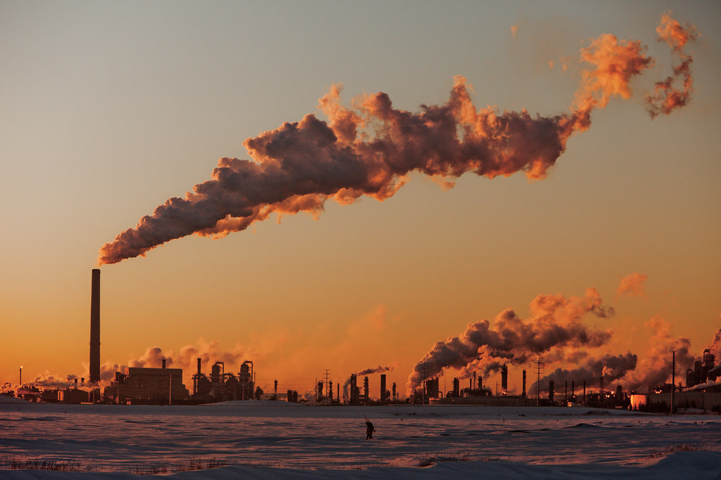 Fort McMurray, Alberta - Operation Arctic Shadow (Kris Krug/Flickr)