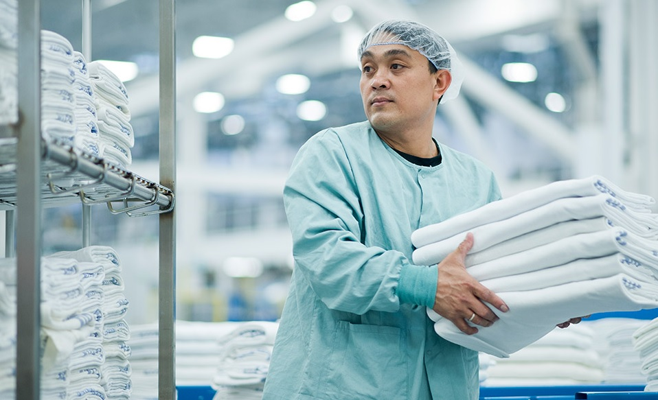K-Bro Linen signs new11-year contract with Alberta Health Services