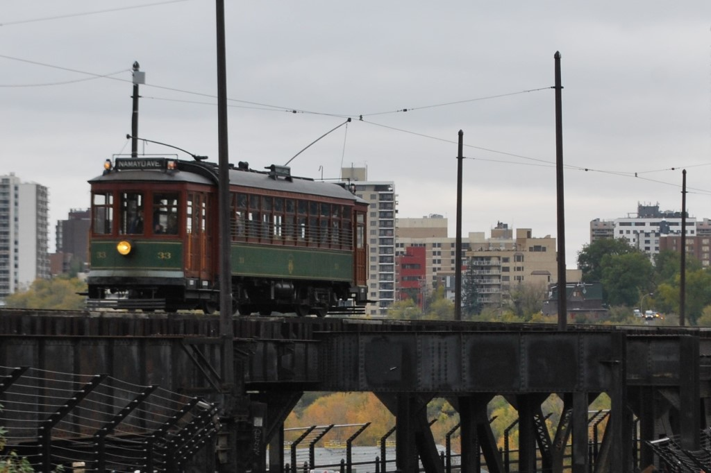 High Level Bridge Streetcar plans to get back on the rails this summer
