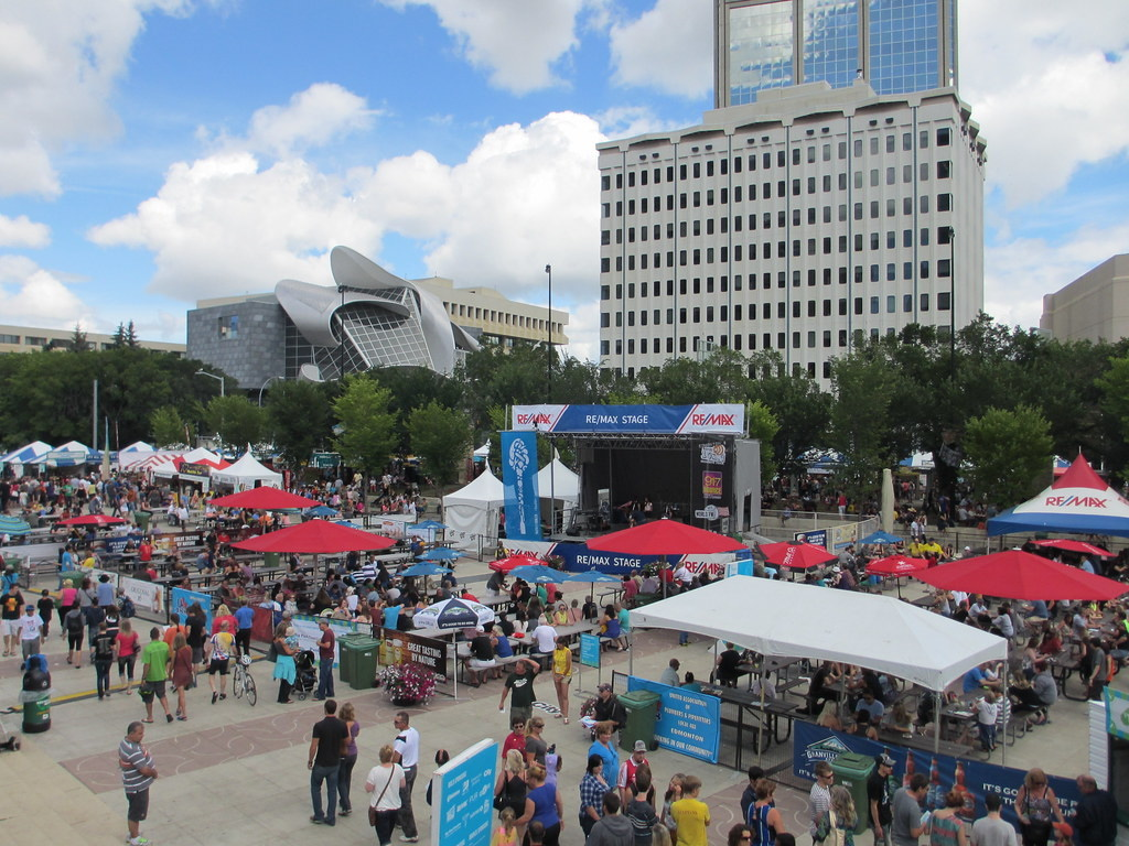 Food festivals cautiously optimistic about the summer