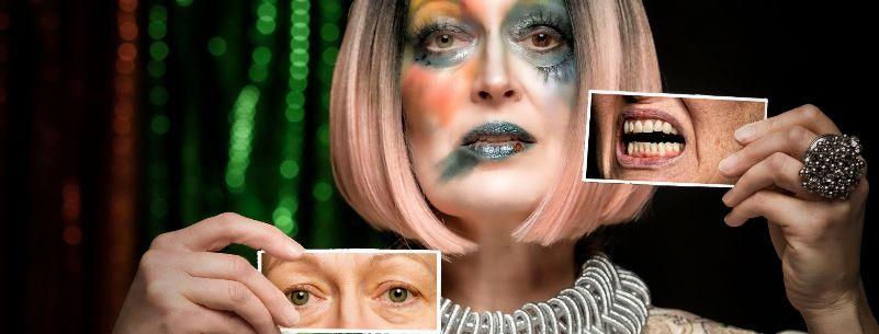 Linda Grass stars in The Look, by Alexa Wyatt. (Northern Light Theatre)