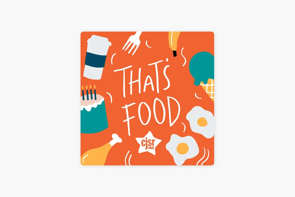 Podcast pick: That's Food
