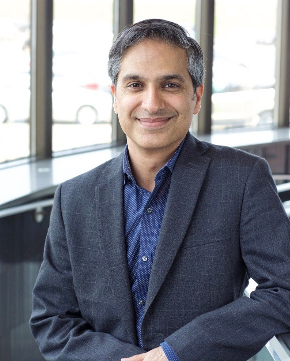 University of Alberta neurologist Dr. Sanjay Kalra has received $2.85M to advance ALS research.(Courtesy ofBrain Canada)