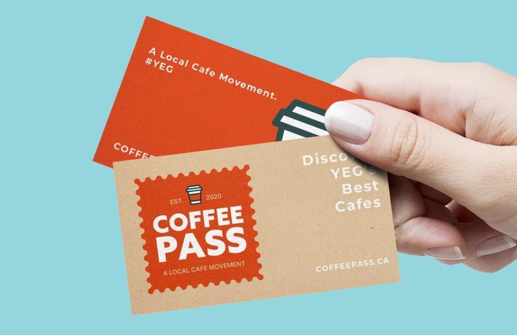 CoffeePass (Instagram)