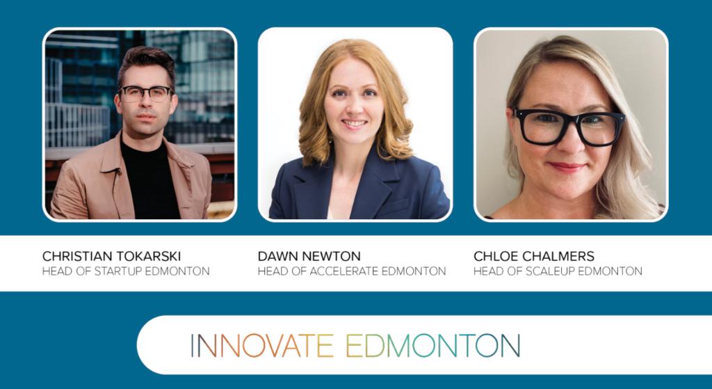 New Innovate Edmonton divisions