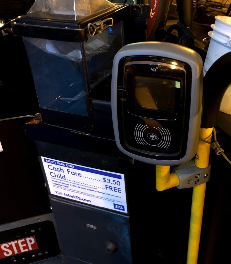 Executive committee endorses transit cash fare raise, electronic fare discount