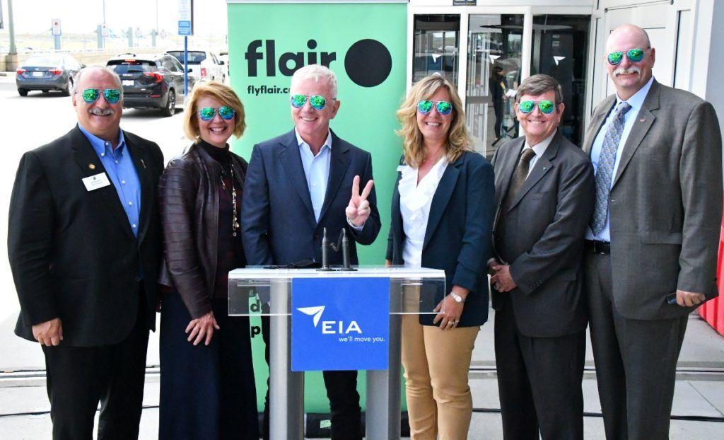 Flair announcement at EIA