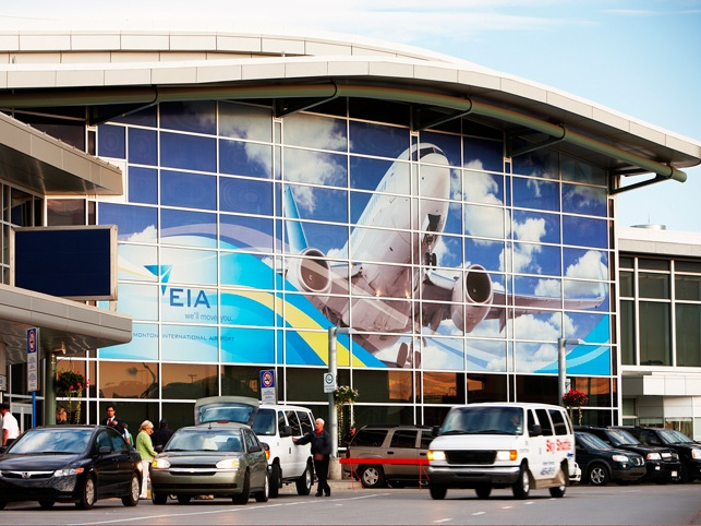 The partnership with WeFaces is part of the airport's long-term effort to help develop sustainable technology. (City of Edmonton)