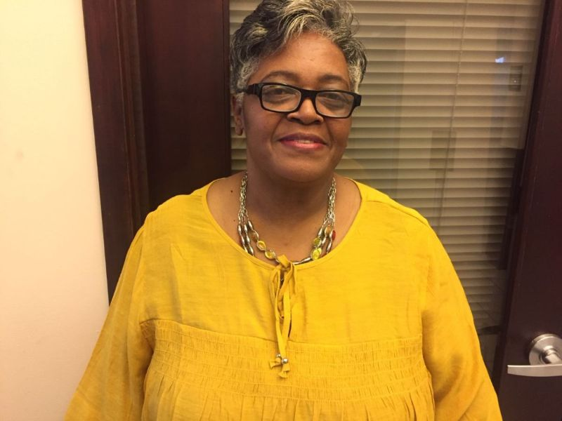 Octavia Alexander has worked for First Legacy Community Credit Union for more than a decade