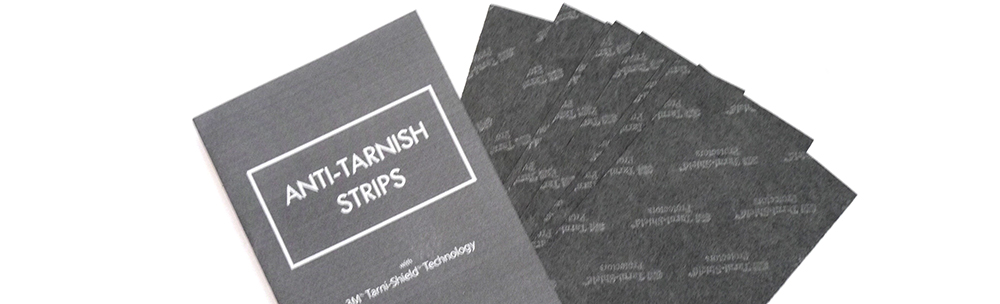 anti-tarnish strips