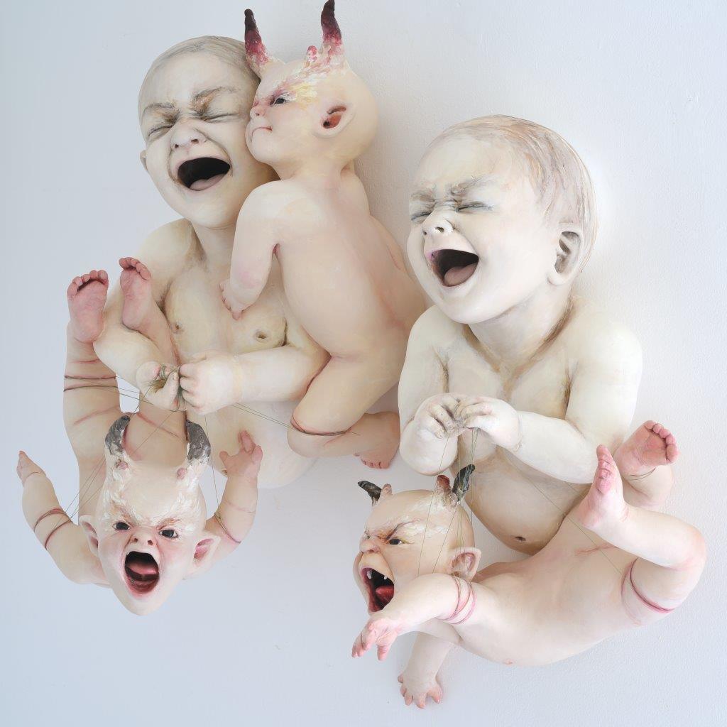 """The Marionettes"", Ronit Baranga, 2021"