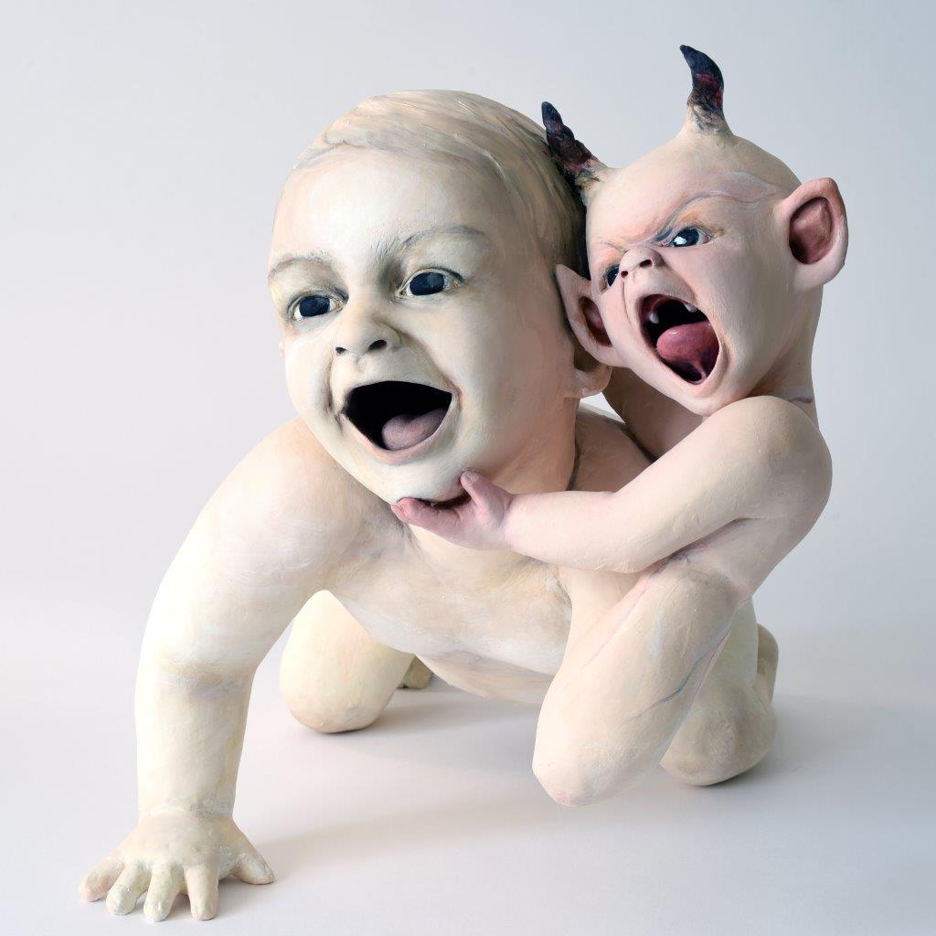 """The Puppeteer No.1"", Ronit Baranga, 2021"