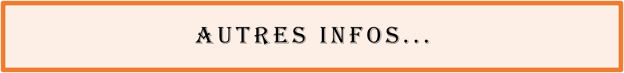 Autres informations de l'Église Évangélique Baptiste de Spicheren