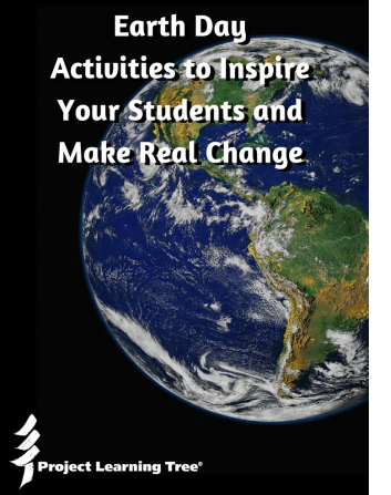 Earth Day activities from PLT