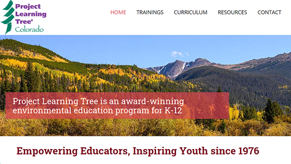 Colorado PLT Website
