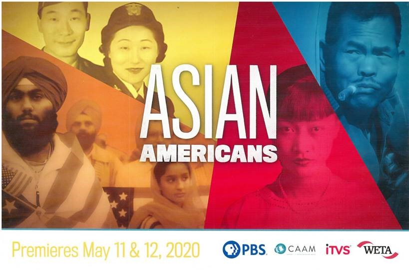 Asian Americans premieres on PBS May 11 and 12, 2020