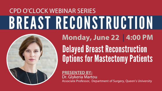 Delayed Breast Reconstruction Options for Mastectomy Patients