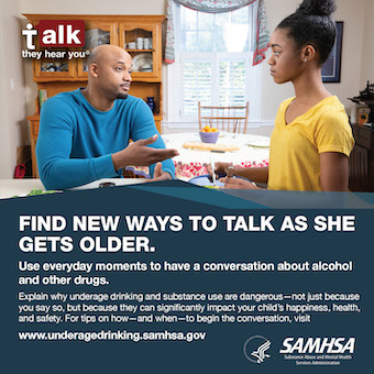 Source File: Talk. They Hear You: Find New Ways to Talk as She Gets Older