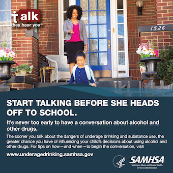 Source File: Talk. They Hear You: Start Talking Before She Heads Off to School