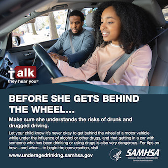 Source File: Talk. They Hear You: Before She Gets Behind the Wheel