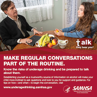 Source File: Talk. They Hear You: Make Regular Conversations Part of the Routine
