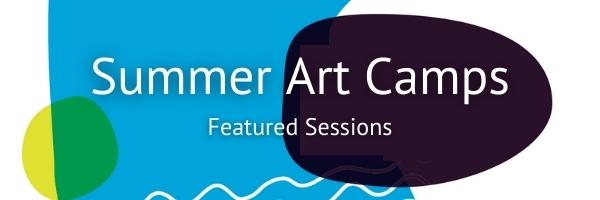 summer art camps at hunterdon art museum