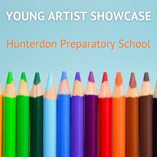 hunterdon preparatory school young artist showcase