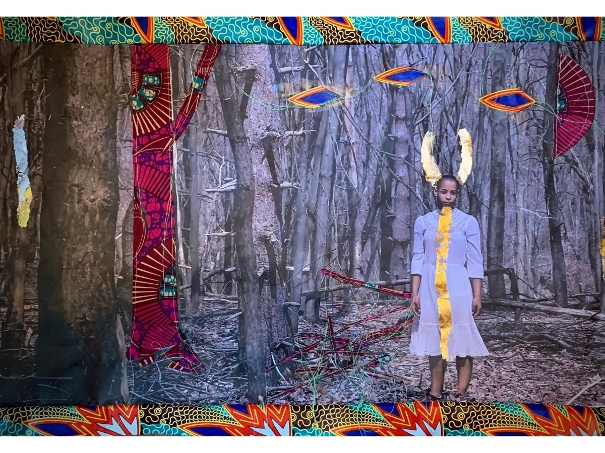 Alisha Wormsley, The High Priestess as the Devil