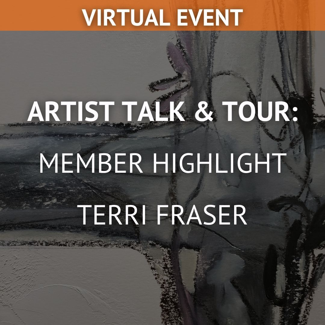 member highlight event with terri fraser