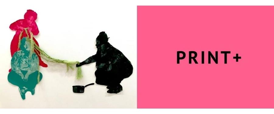 PRINT+ exhibition