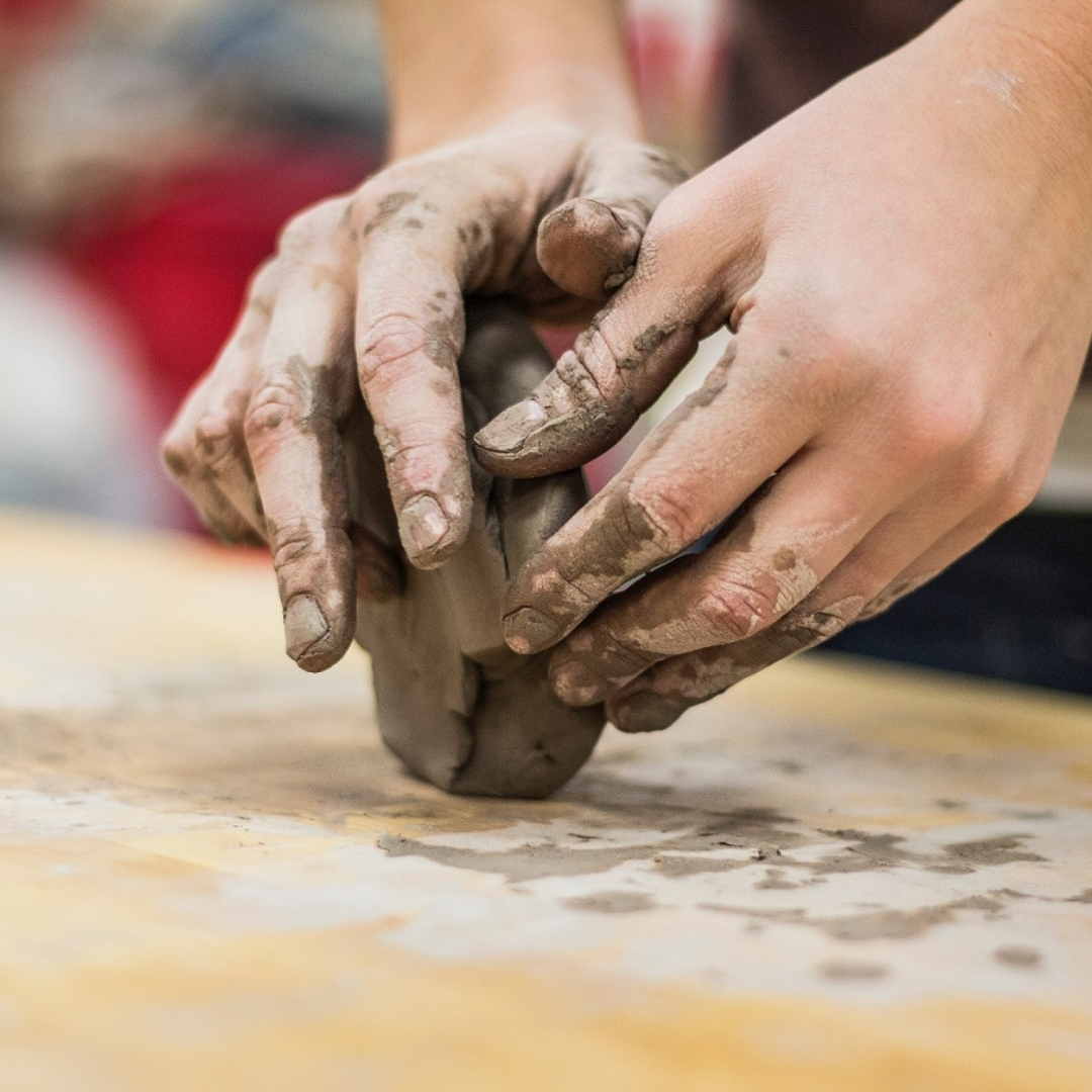 Hand Building with Clay