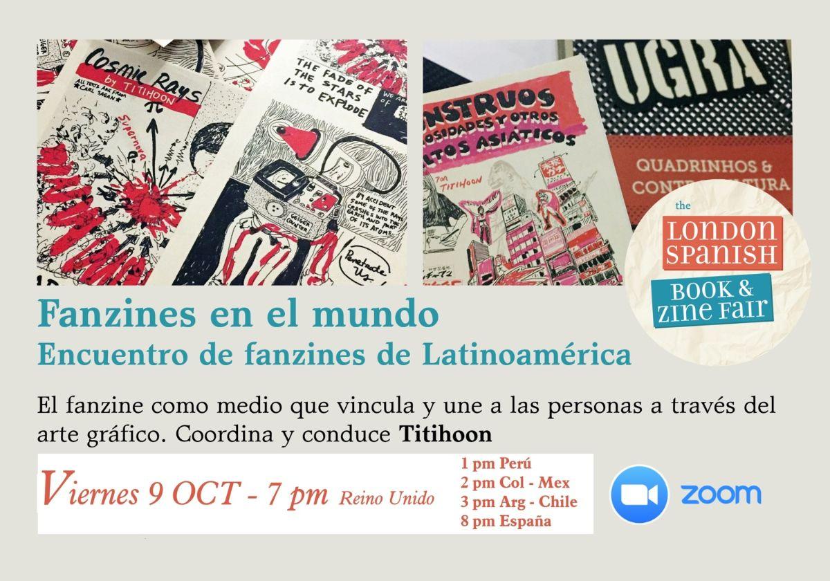 Fanzines of Latin America