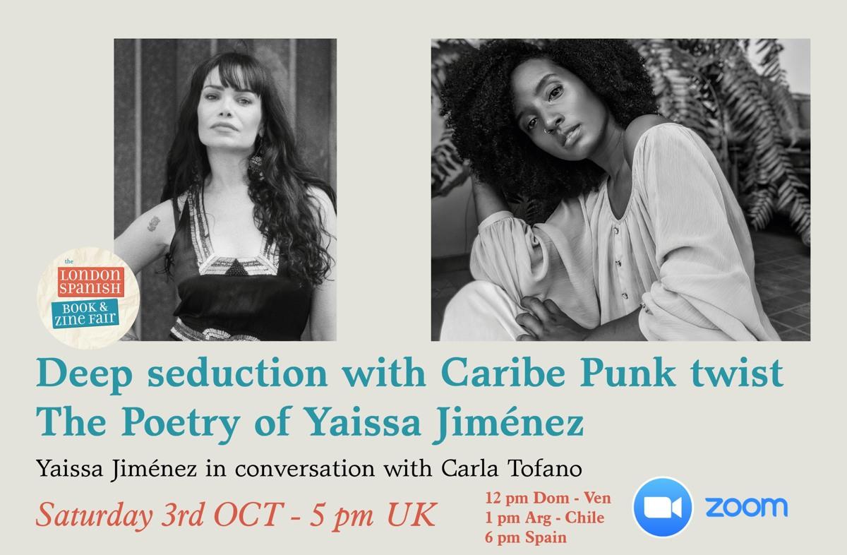 The Poetry of Yaissa Jimenez