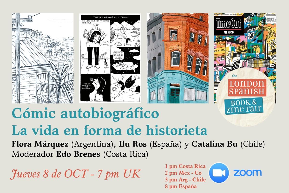 Autobiographical comic in Latin America