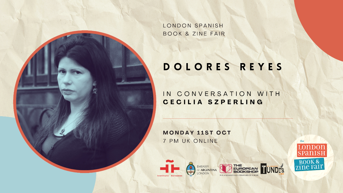 Dolores Reyes in Conversation