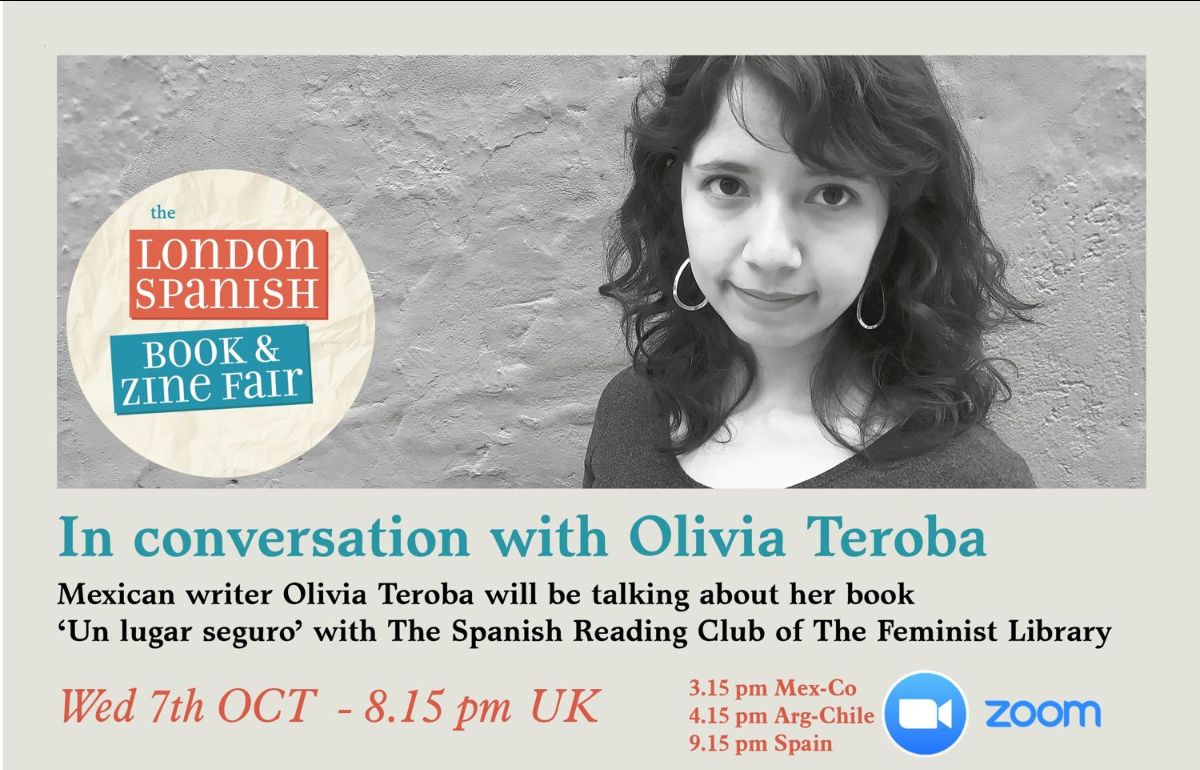 In conversation with Olivia Teroba