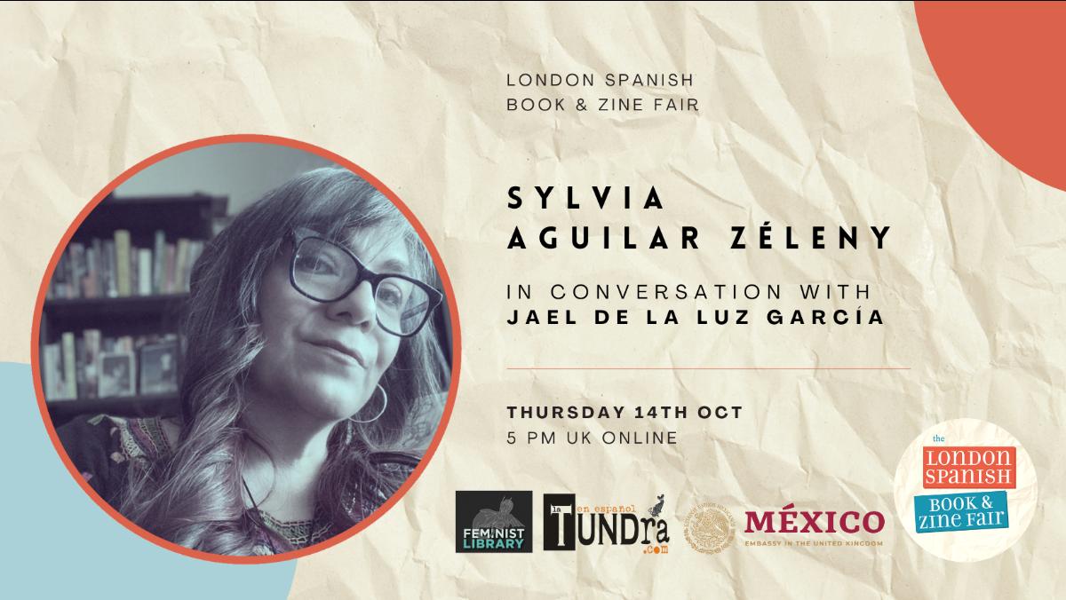 Sylvia Aguilar Zeleny in conversation