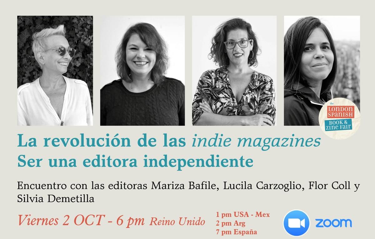 Indie Magazines Revolution
