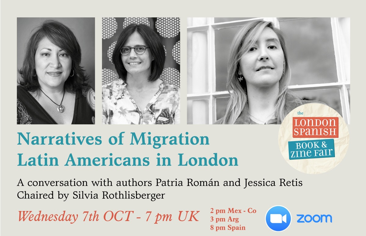 Narratives of Migration with Patria Roman