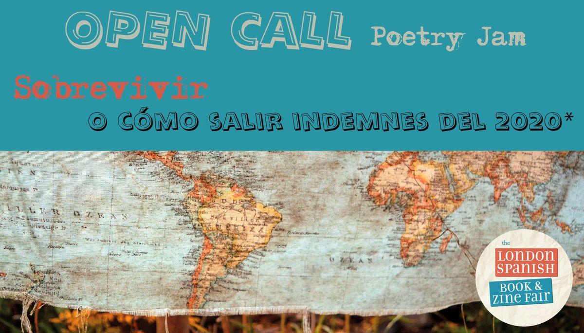 Open Call Poetry Jam deadline extended