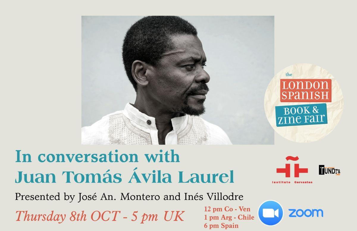 In conversation with Juan Tomás Ávila Laurel