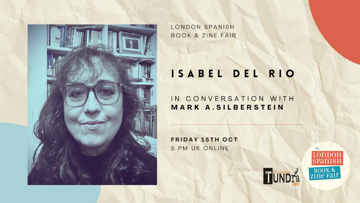 Isabel del Rio in Conversation