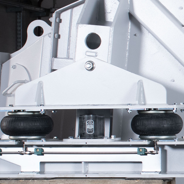 IFE air spring system