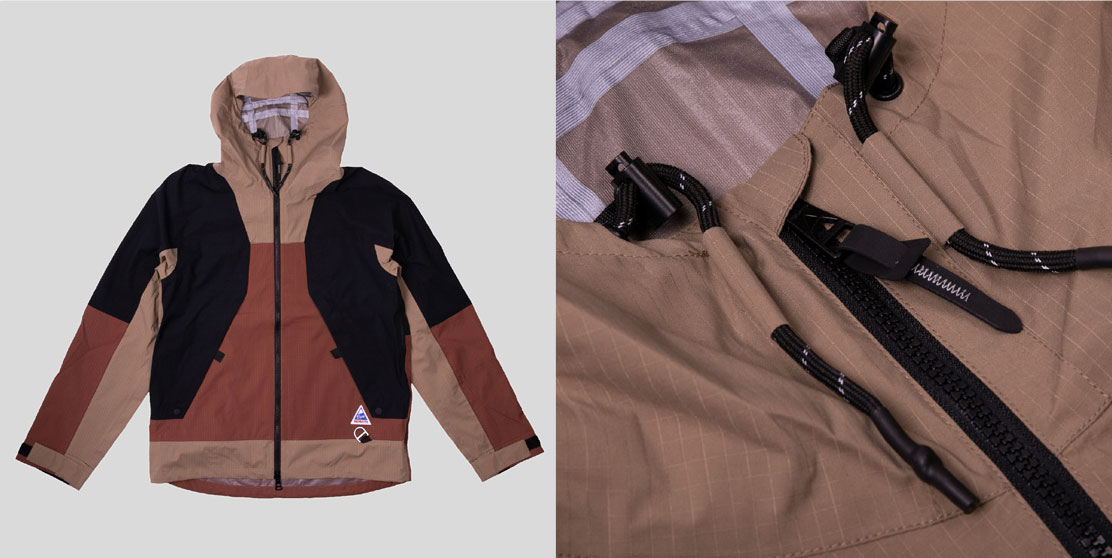Cape Heights Alcurve Technical Jacket